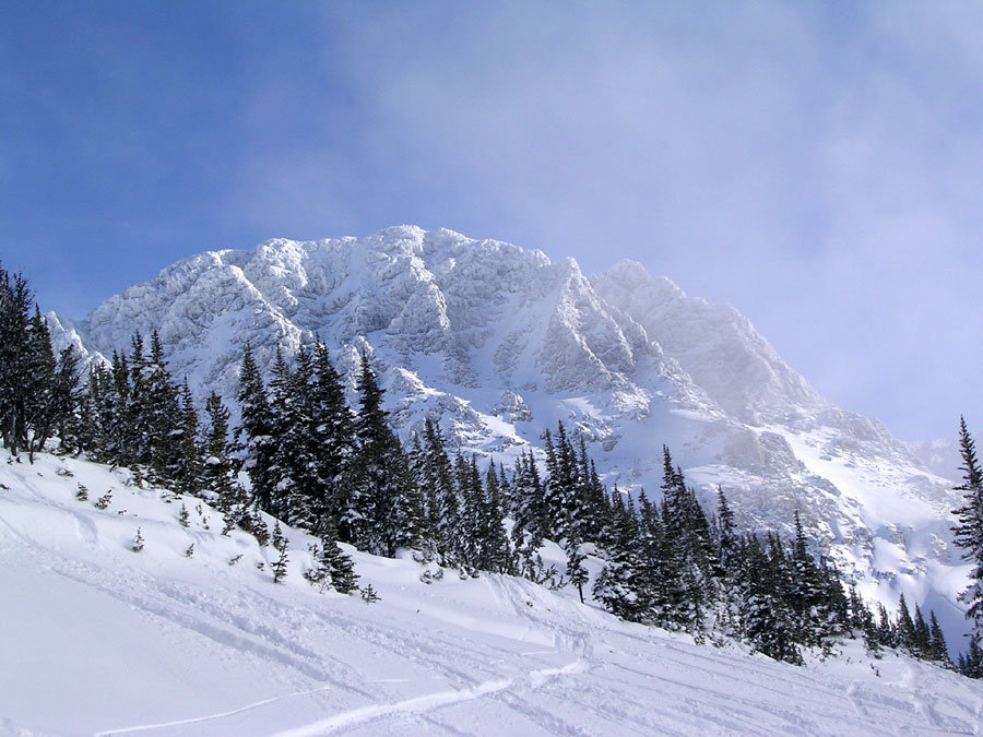 Scenic Whistler Blackcomb, BC