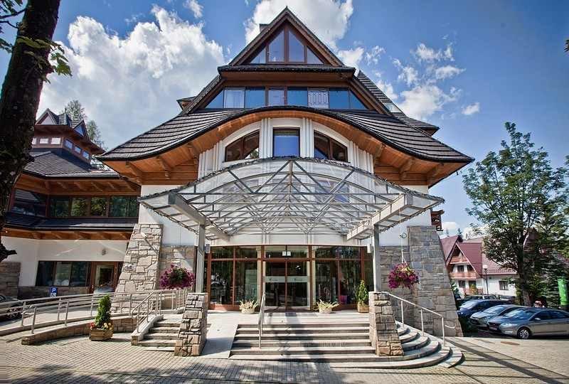 Hotel Crocus Zakopane
