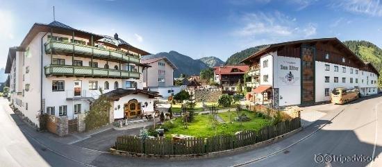 Hotel Zum Ritter und Tannheimer Hof