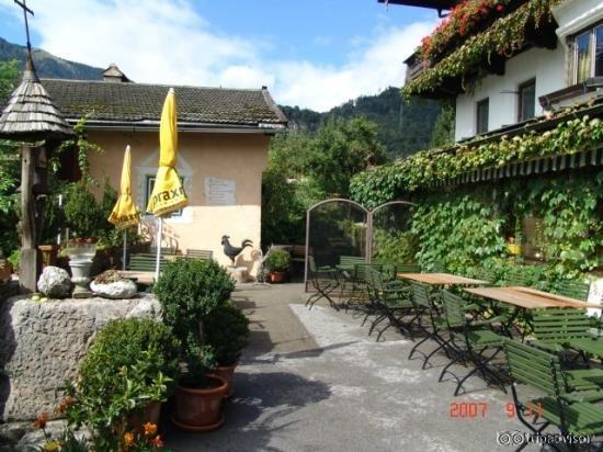 Ferienhotel Gappen-Schlosshof