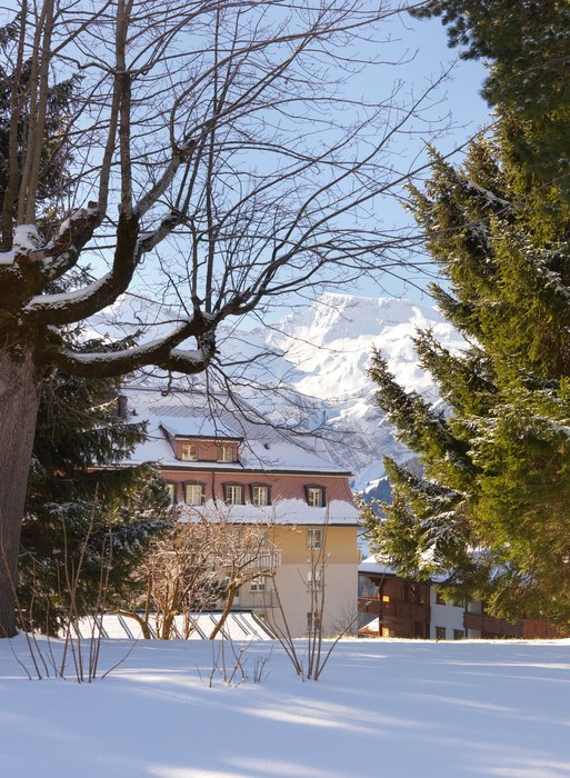 Solis Cambrian Hotel & Spa in Adelboden