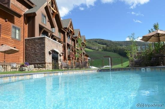 Big Sky Resort Village Center