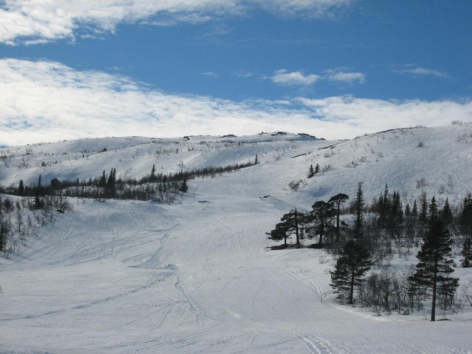 Hallbjønn Alpine Centre - ©Håvard | HoTo @ Skiinfo Lounge