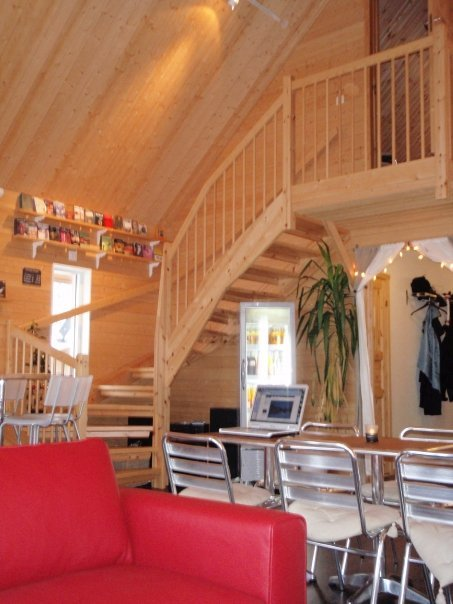 TLC | Tärnaby Bed & Breakfast - ©TarnabyLapland.com | TLC @ Skiinfo Lounge