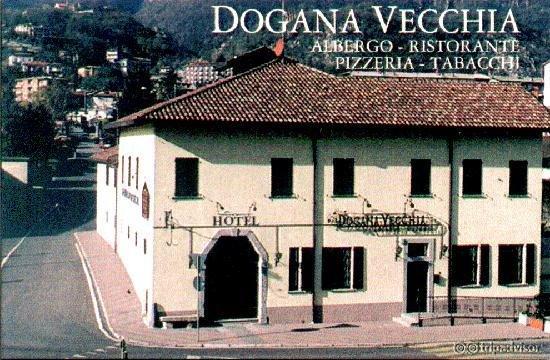 Hotel Ristorante Dogana Vecchia