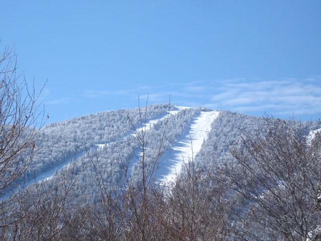 A view of Sugarbush Resort, Vermont. Photo Courtesy of Sugarbush Resort.