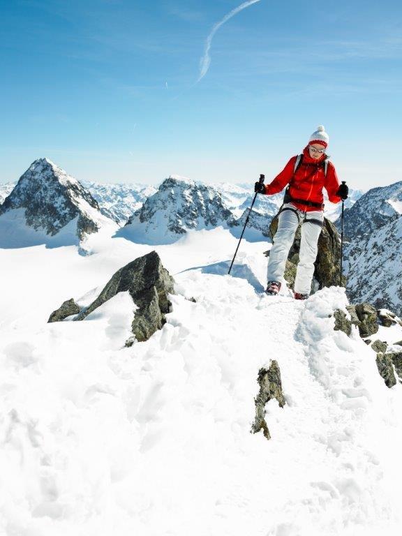 At the top of the world - ©Skigebiet Silvretta-Bielerhöhle