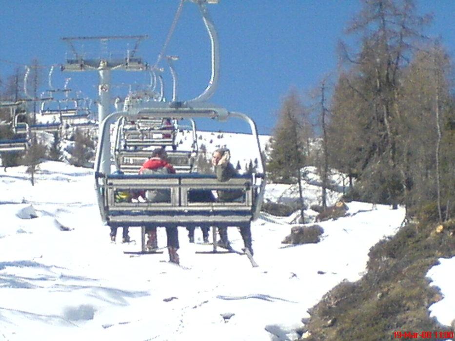 Passo Brocon-Marande (Funivie Lagorai) - ©altri | rospettolina @ Skiinfo Lounge