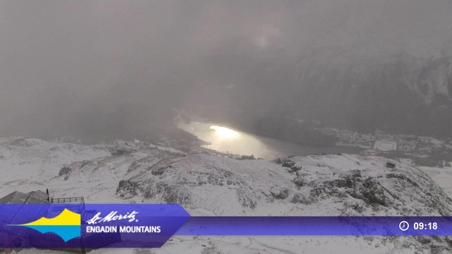 Engadin-St. Moritz, Oct. 22, 2014 - ©Engadin