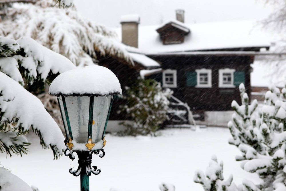 Neve fresca a Lech Zuers, 22 Ottobre 2014