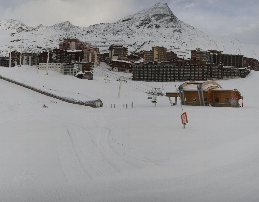 Val Thorens Nov. 17, 2014