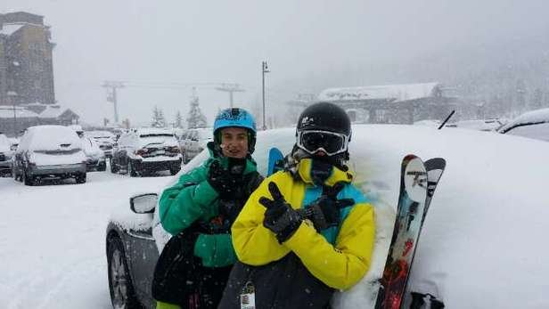 opening weekend at winter park.