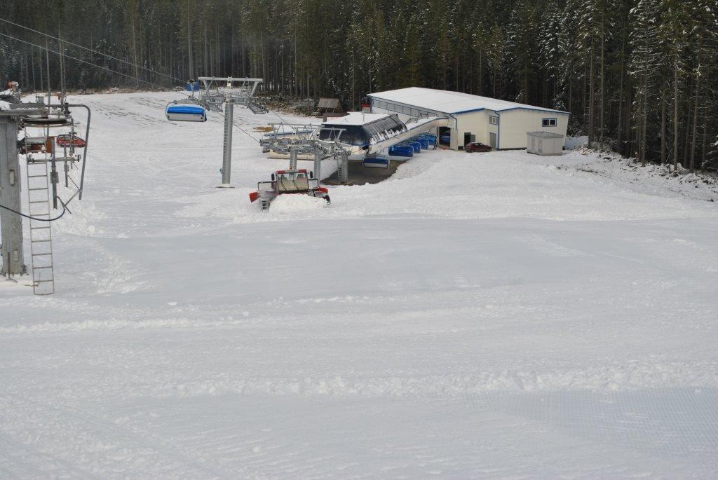 Ski resort Roháče - Spálená in High Tatras - ©facebook.com/rohacespalena