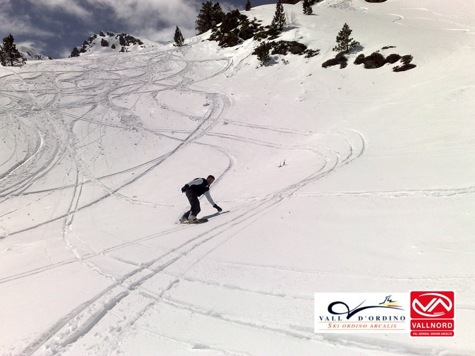 Vallnord / Arcalís - ©my brother | BOOST2  ancien ( BOOST) @ Skiinfo Lounge