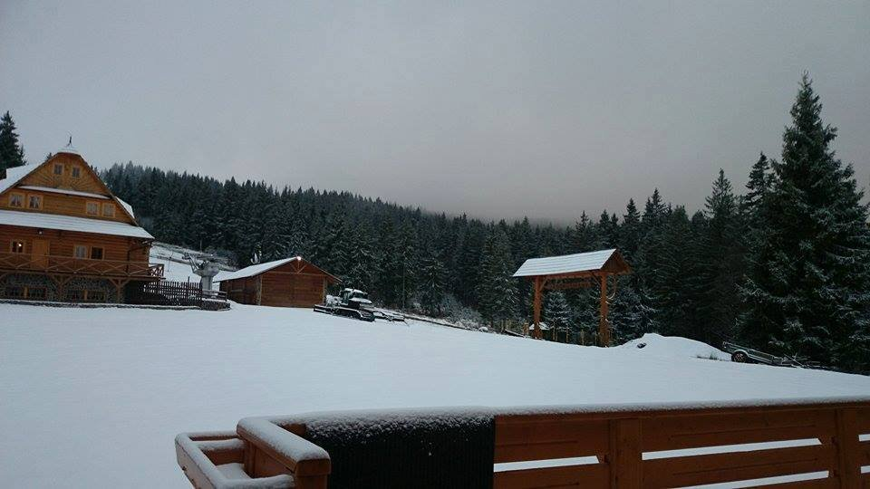 Ski resort Zábava - Hruštín, Dec 12, 2014