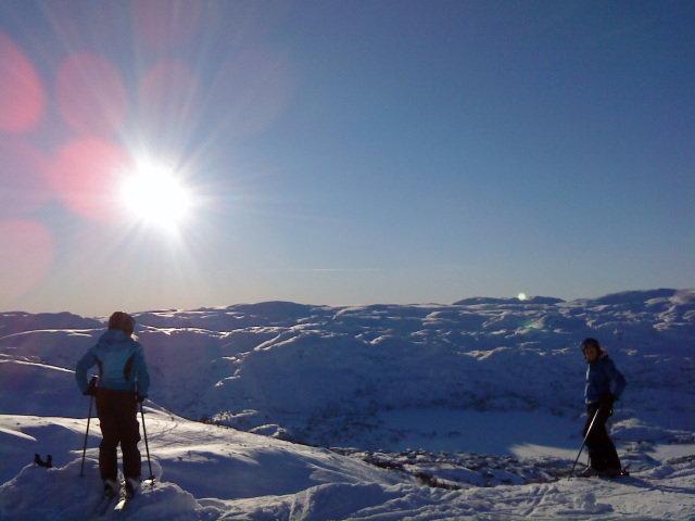 Haukelifjell - ©merethe94 @ Skiinfo Lounge