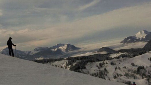 Last Wed ..... Amazing days skiing in Les Gets