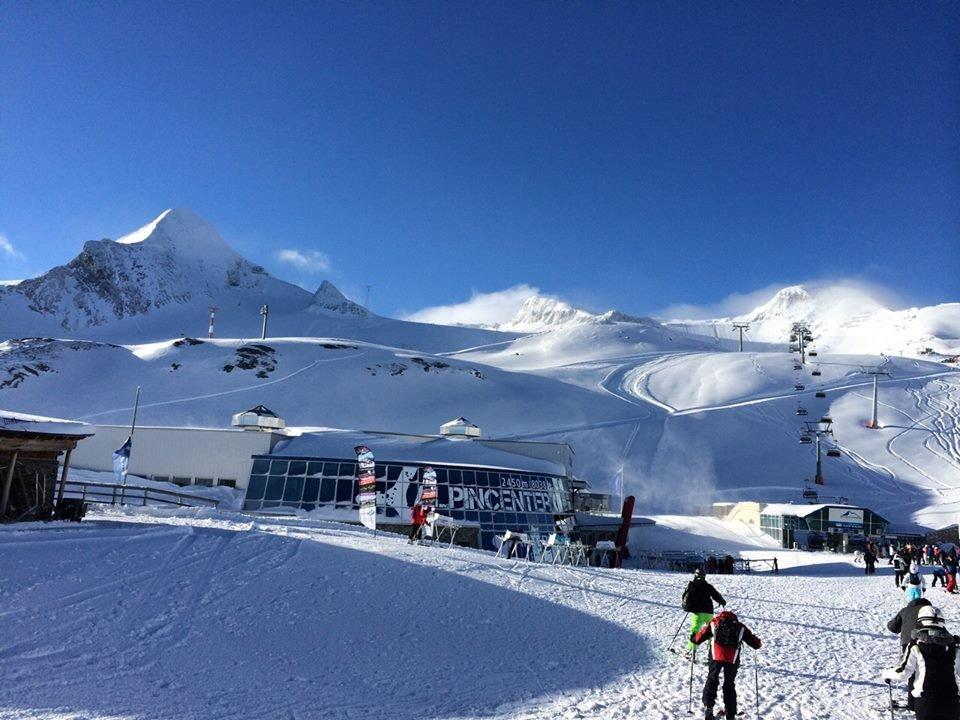 Die Skiregion Zell am See Kaprun bietet aktuell viel Neuschnee - ©Facebook Zell am See Kaprun