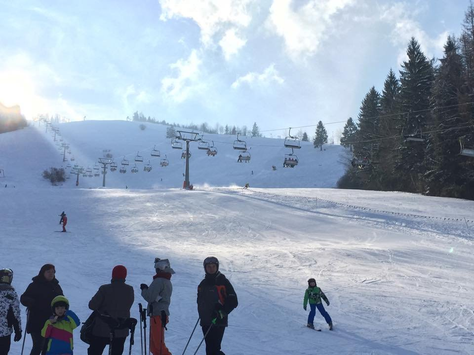 Ski Resort Vrátna, Paseky - ©Facebook Vrátna