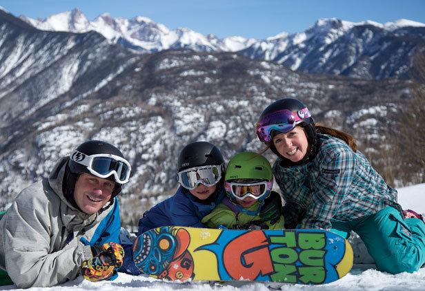 Create lifelong memories of family fun and Spring Break Skiing & Boarding at Durango Mountain Resort! - ©Durango Mountain Resort