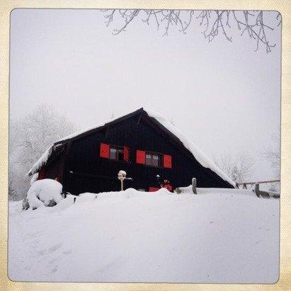 Fab snow!