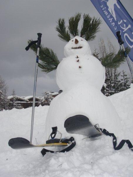 sanja | snowman - ©sanja @ Skiinfo Lounge