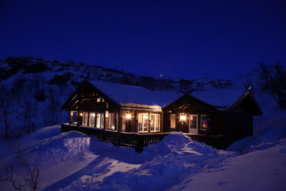 Gaustablikk - ©Trond Stegarud | Gaustatoppen Booking @ Skiinfo Lounge