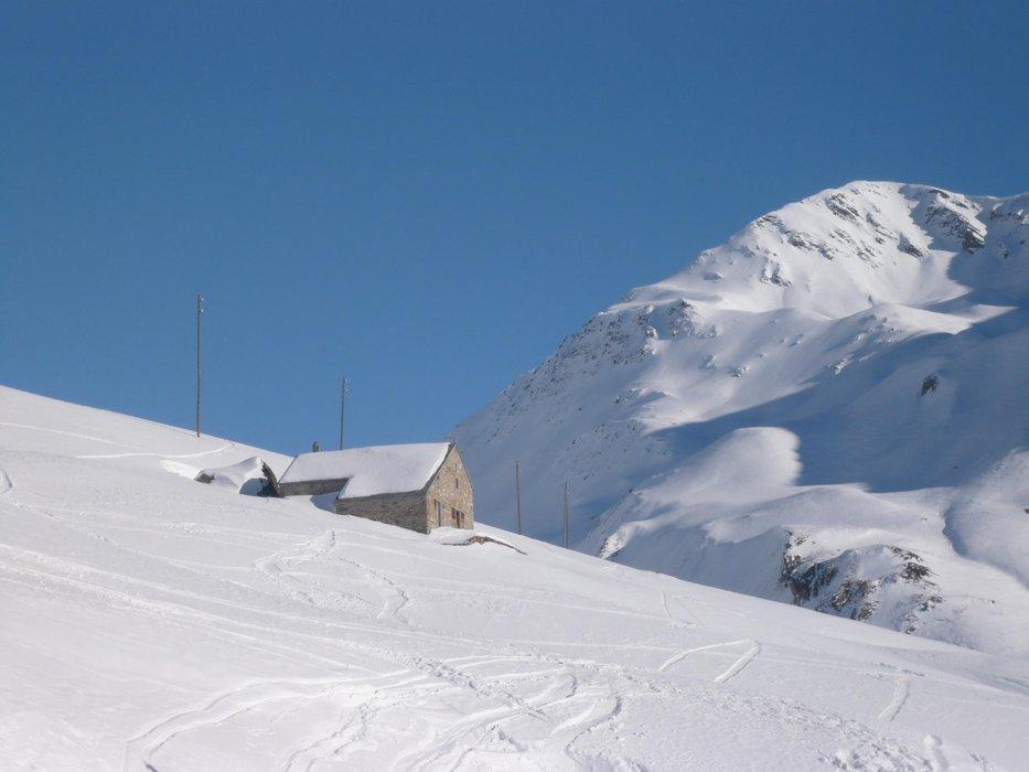 Skiarena Andermatt-Sedrun - ©ich | velohai @ Skiinfo Lounge