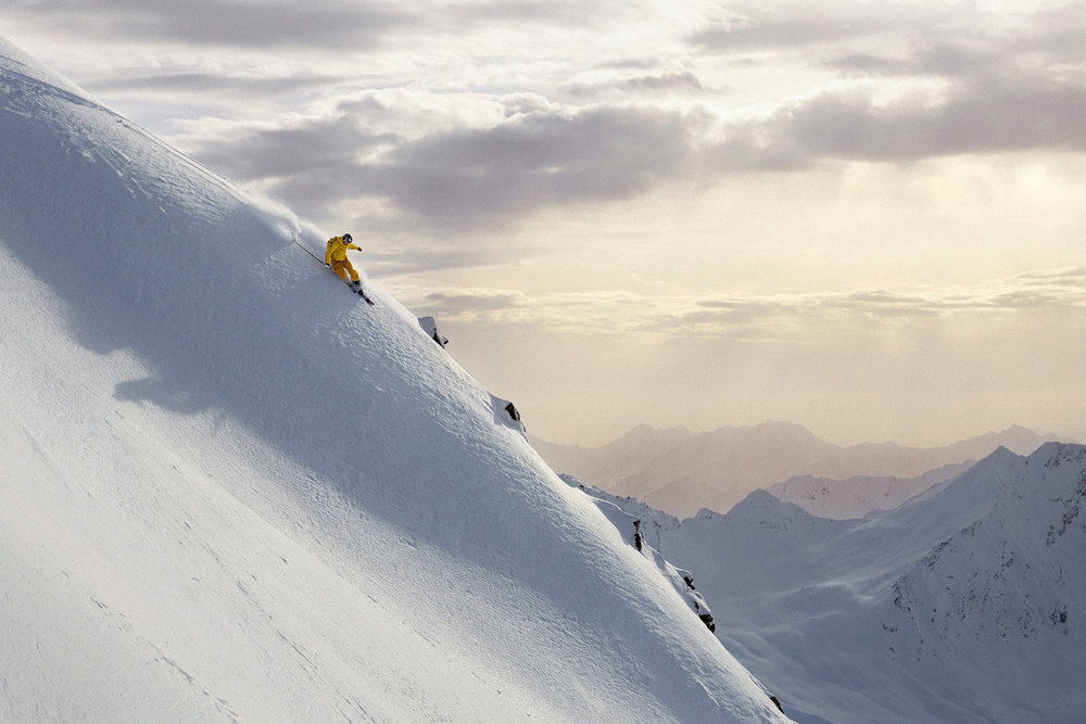 Aus dem Marmot-Presskit stammt dieser tolle Shot von Manuel Nagel - ©Marmot | Manuel Nagel
