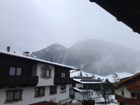 Overcast today :-(