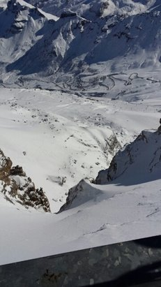 Arabba Marmolada - First Hand Ski Report