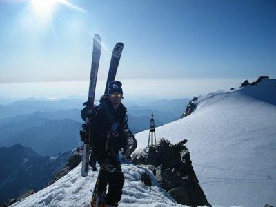 Top of Monte Rosa | Dom - ©Dre | dom2ski @ Skiinfo Lounge