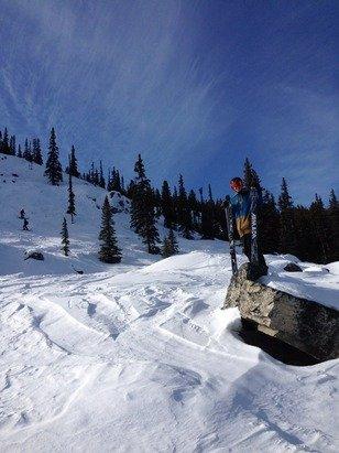 Marmot Basin - First Hand Ski Report
