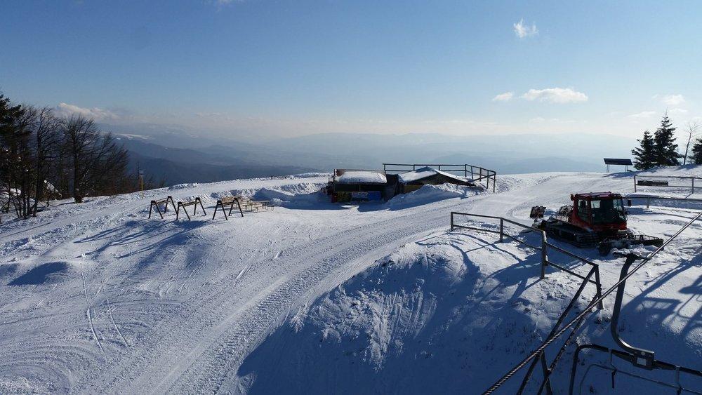 Ski resort Skalka Arena (6.3.2015) - ©Facebook Skalka Arena