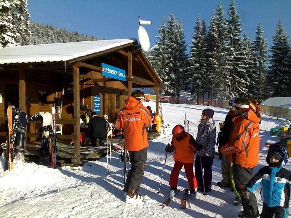 Ski Park Kubínska ho?a - ©pavolkozak @ Skiinfo Lounge