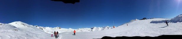Serre Chevalier - Firsthand Ski Report - ©Sarah Clancy's iPhone