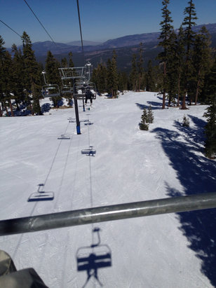Northstar California - Firsthand Ski Report - ©Eric's Phone