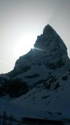 Zermatt - Zermatt from the best side