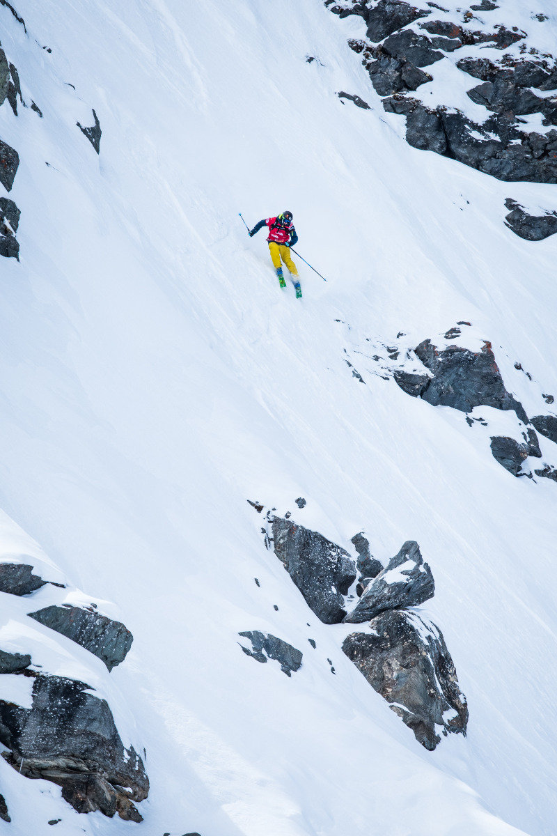 Freeride World Tour 2015 Verbier - ©David Carlier | Freeride World Tour