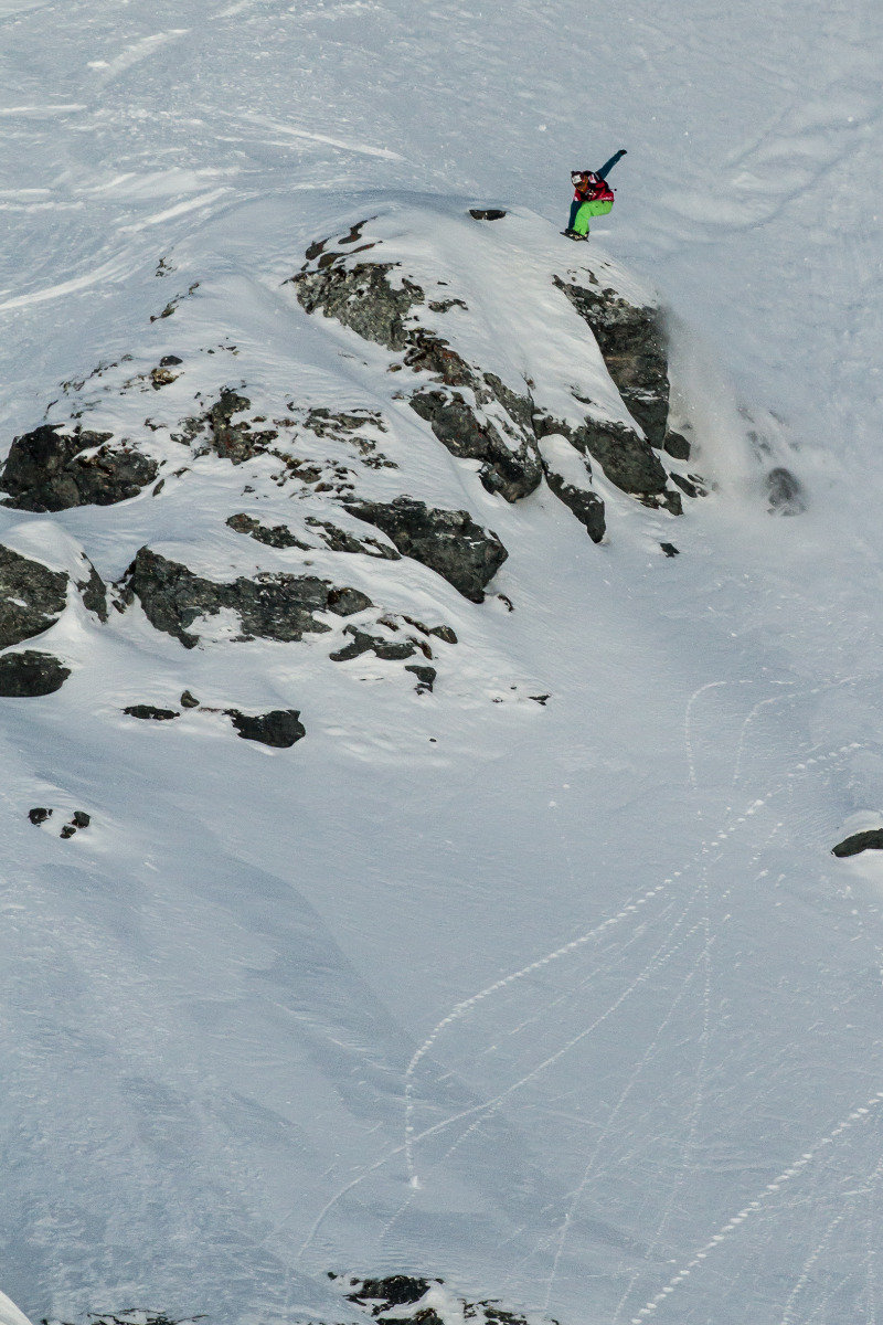 Freeride World Tour 2015 Verbier - ©D. Daher | Freeride World Tour