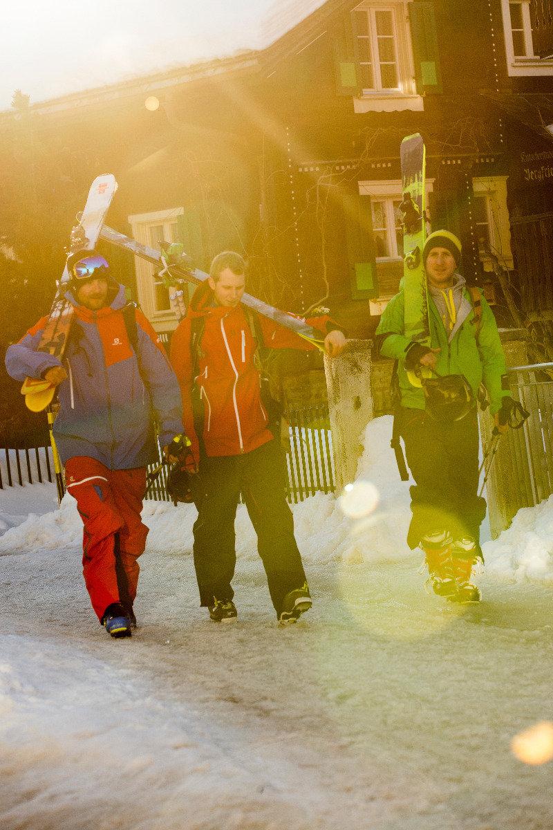 Unterwegs in Andermatt - ©Christoph Jorda   www.christophjorda.com