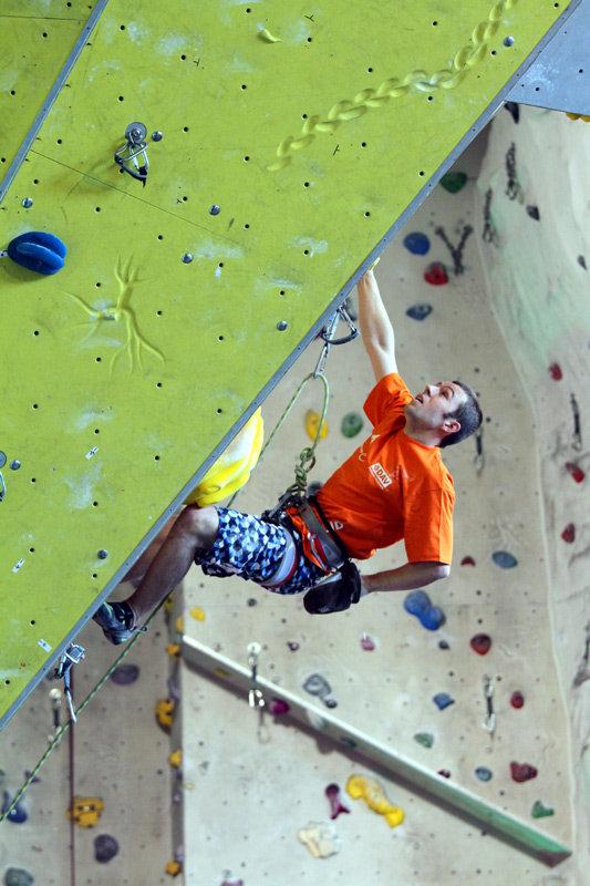 Martin Tekles kletterte auf Rang sieben - ©bergleben.de