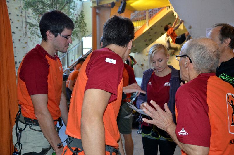 Zahlreiche Helfer machten die Veranstaltung in Ingolstadt zu einer runden Sache - ©bergleben.de