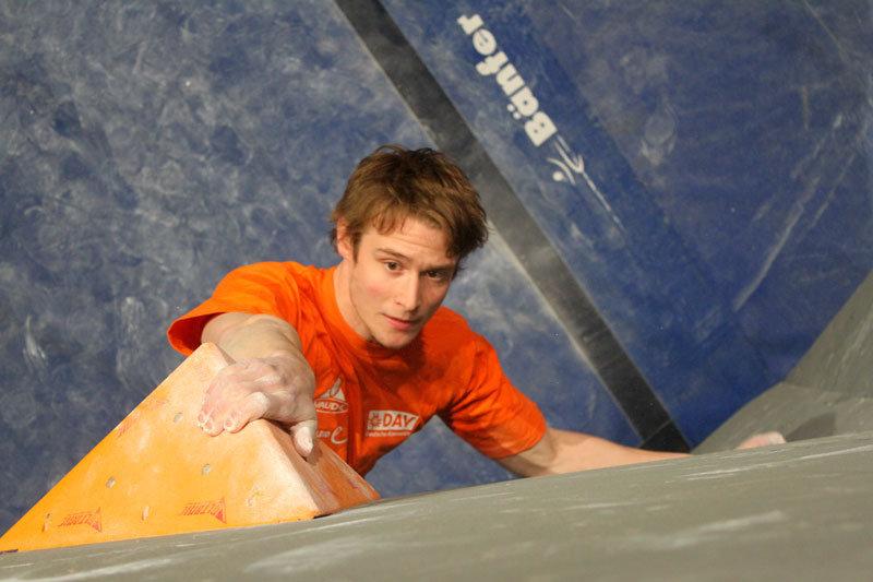Mathias Conrad verpasste als Siebter das Finale hauchdünn - ©bergleben.de