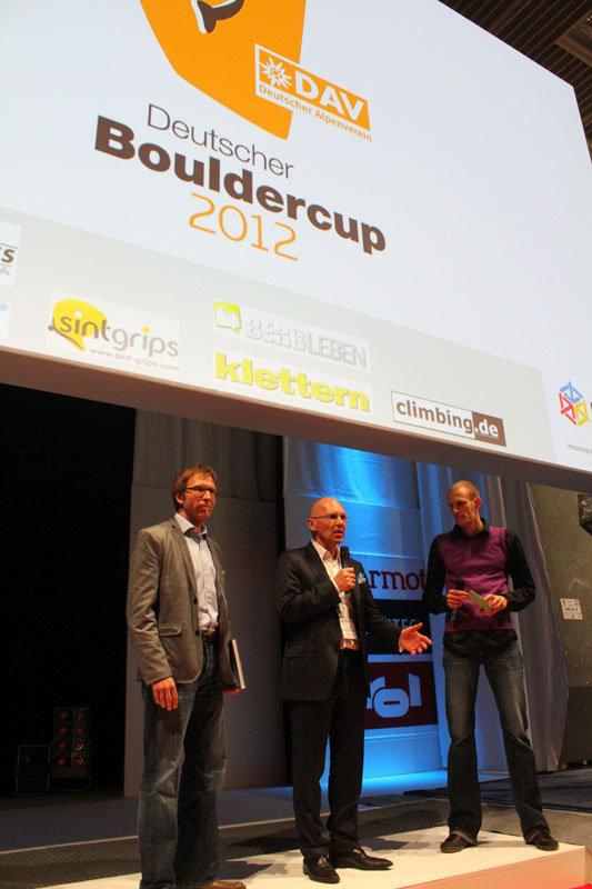 Man kennt sich und schätzt die Kooperation: DAV und ispo wollen auch in den kommenden Jahren gemeinsame Wege gehen  - ©bergleben.de