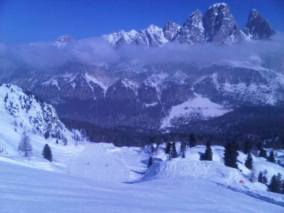 Cortina d'Ampezzo - ©me | Childerique @ Skiinfo Lounge