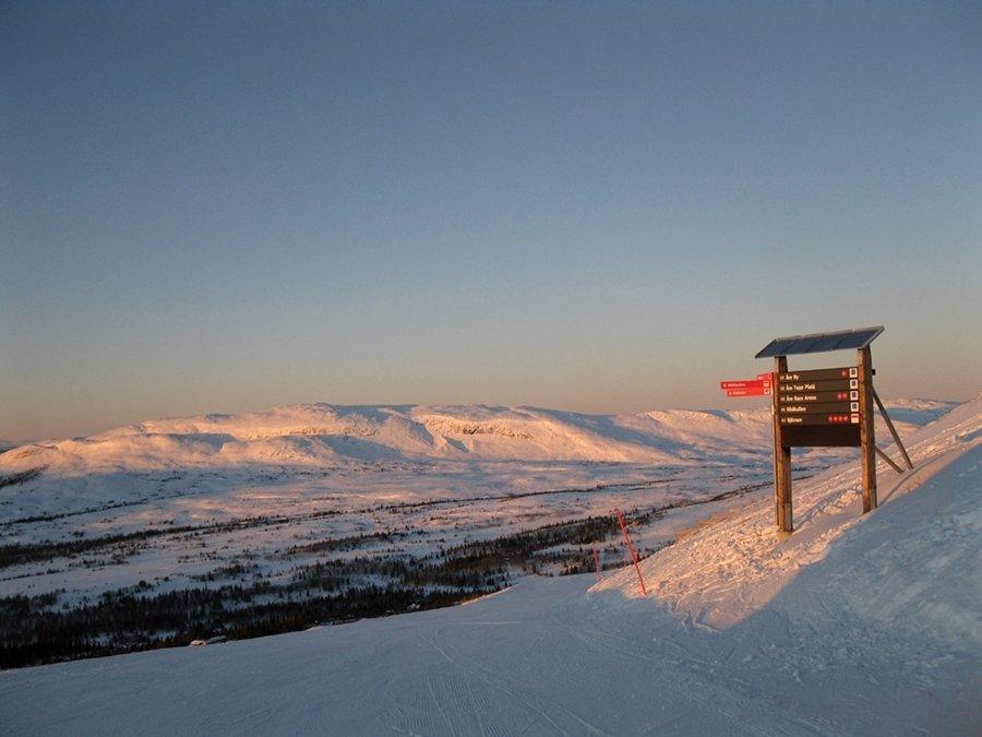 Åre - ©Ewelina @ Skiinfo Lounge
