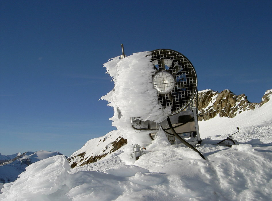 Mölltaler Gletscher - ©Alma | tsuga @ Skiinfo Lounge