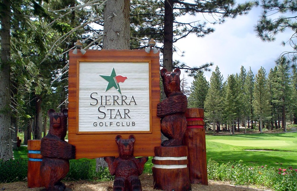 Sierra Star Golf Club at Mammoth, CA