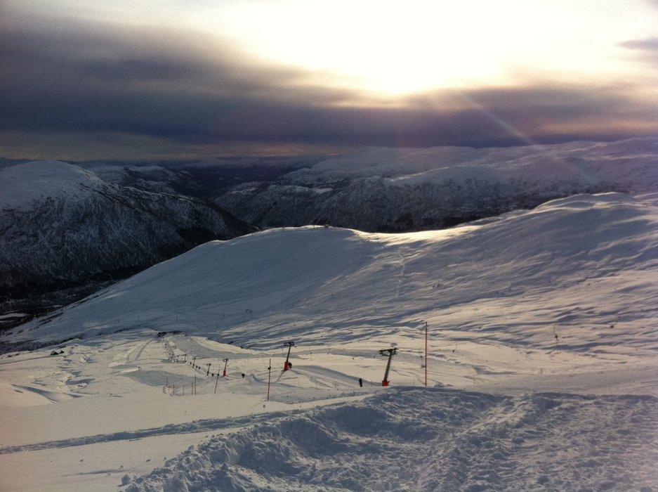 Voss Fjellandsby - Myrkdalen - ©einabre @ Skiinfo Lounge